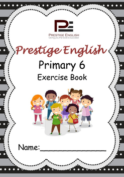 English Exercise Book – Primary 6 (ages 10+)(Vocabulary, G