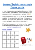 English German Jigsaw Puzzle