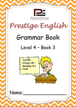 English Grammar Book - Level 4 - Book 3