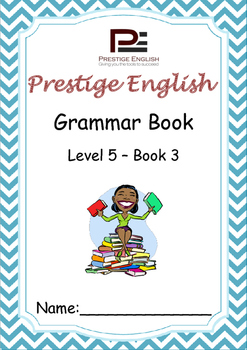 English Grammar Book - Level 5 - Book 3