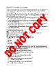 English II BOY/EOY ELA Common Core Assessment