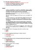 English Language Arts - Night Unit Test