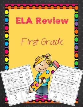 English Language Arts Review