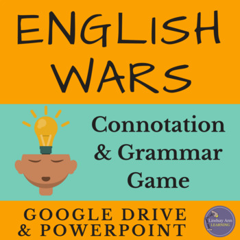 English Skill Review Power Point Game
