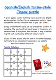 English Spanish Jigsaw Puzzle