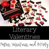 English Teacher Valentines Plus a Valentine's Day Activity