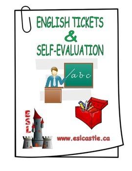 English Tickets & Self-Evaluation
