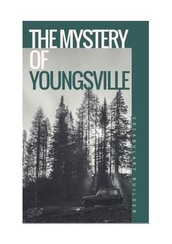 English Vocabulary Builder - A Junior Detective Mystery! (