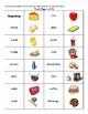 English Vocabulary Dominoes
