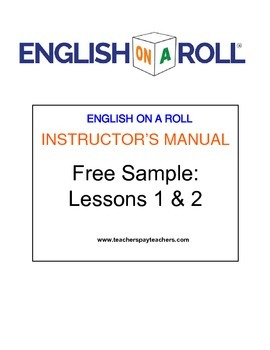 English on a Roll® - 2 Free Sample Lessons