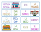 English to Spanish Dominos - Places - Buildings