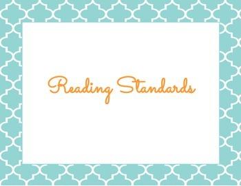 English/Language Arts Common Core Standards Kindergarten