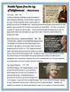 """""""Notable Figures of the Enlightenment"""" + Quiz"""