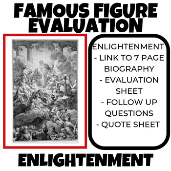 Enlightenment Famous Figure Evaluation