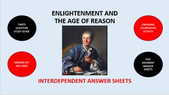 Enlightenment and the Age of Reason: Interdependent Answer