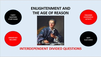 Enlightenment and the Age of Reason: Interdependent Divide