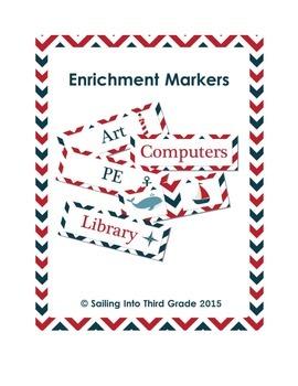 Enrichment Markers