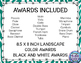 Ensemble Awards {Orchestra}