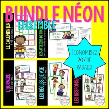 Ensemble Néon (bundle)