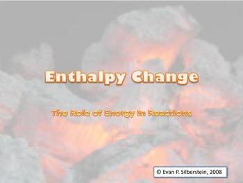 Enthalpy Change