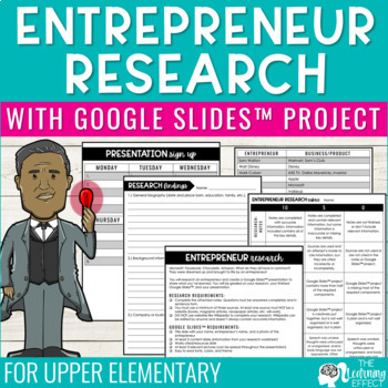 Entrepreneur Research Project