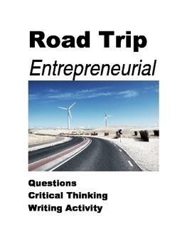 RoadTrip Entrepreneurial: Printable Critical Thinking Q&A