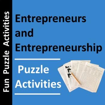 Business Entrepreneurs & Entrepreneurship Activities, Word