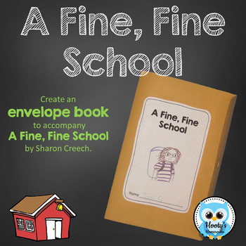 Envelope Book - A Fine, Fine School