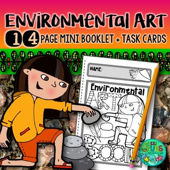 Environmental Art {An activity pack celebrating art in the