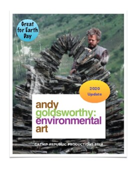Environmental Art/Andy Goldsworthy Project handout (with e
