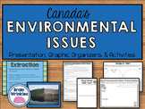 Environmental Issues of Canada (SS6G7)