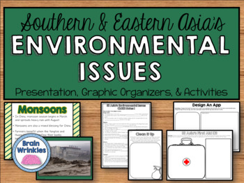 Environmental Issues of Southern & Eastern Asia (SS7G10)