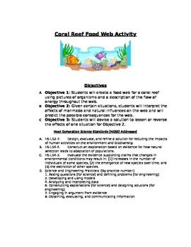 Environmental Science: Creating and Interpreting a Coral R