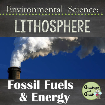 Environmental Science: Fossil Fuels and Energy Lesson & ST