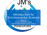 Environmental Science Intro