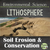 Environmental Science: Soil Erosion & Conservation Lesson