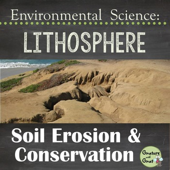 Environmental Science: Soil Erosion & Conservation Lesson