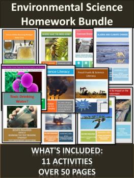 Environmental Science Sub Bundle