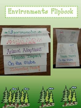 Environments Biomes Habitats