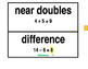 Envision Math 2.0 Vocabulary Cards 2nd Grade with Graphics
