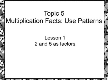 Envision Topic 5 Activ Flipchart - Third Grade