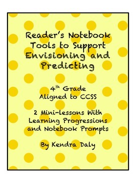 Envisioning and Predicting Lessons