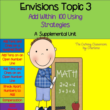 Envisions Topic 3 Add Within 100 Using Strategies A Supple