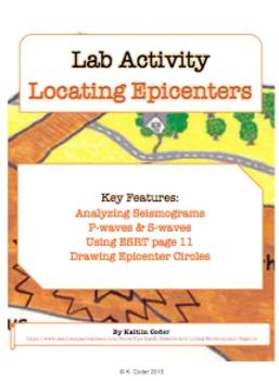 Epicenter BUNDLE - Lab, Worksheets, PowerPoints