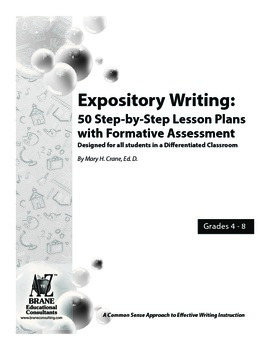 Epository Writing: 50 Step-by-Step Lesson Plans with Forma