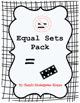 Equal Sets Pack