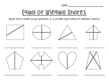 Equal & Unequal Share
