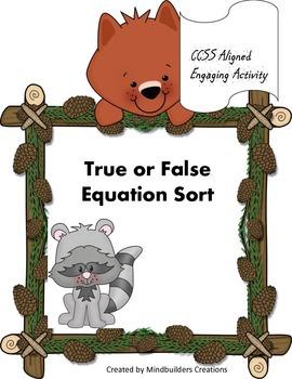 Equation Sort