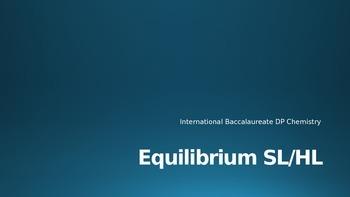 Equilibrium PowerPoint