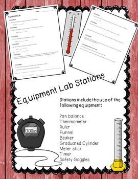 Equipment Lab